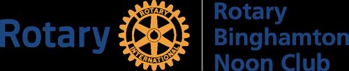 Binghamton Noon Rotary - Service Above Self - Binghamton, NY